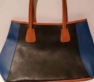Neiman Marcus tote bag three tone